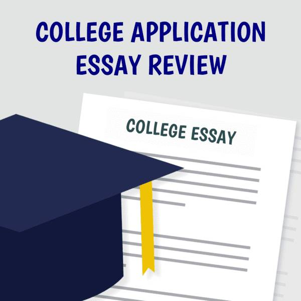 College Application Essay Review