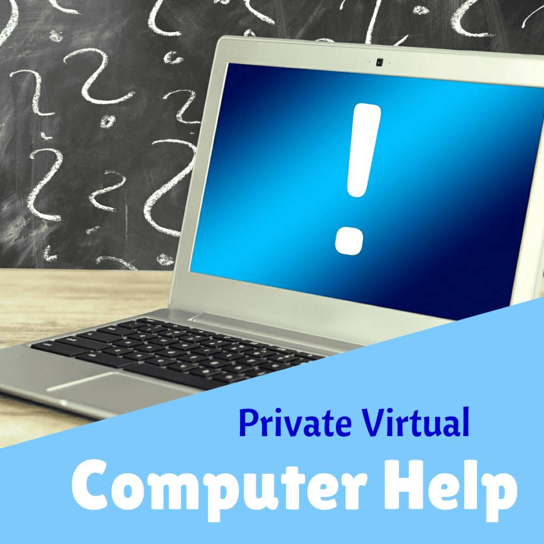 Private Virtual Computer Help